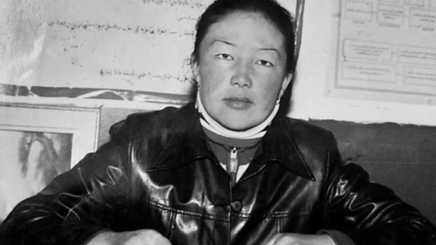 Sobreviviente Campo de Concentración China