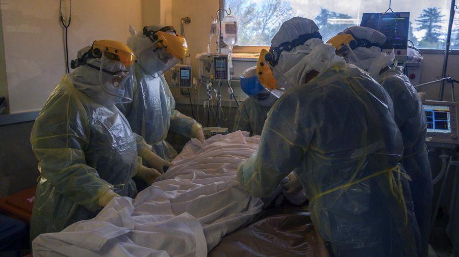 Coronavirus en Uruguay 20210526