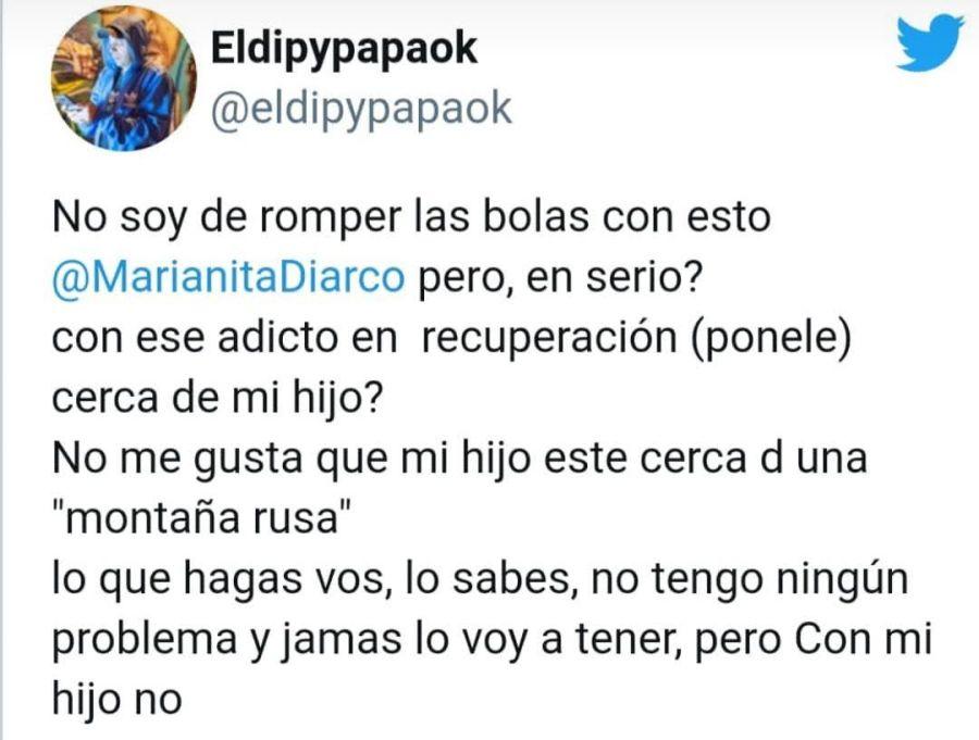 Mensaje de El Dipy