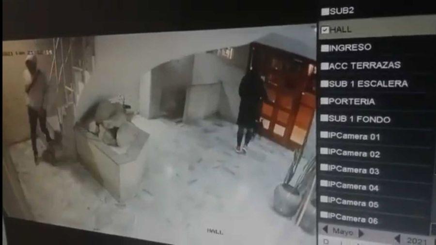 captura de video 20210527