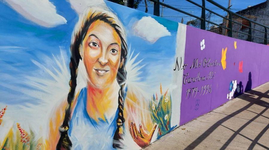 Carolina Aló Mural