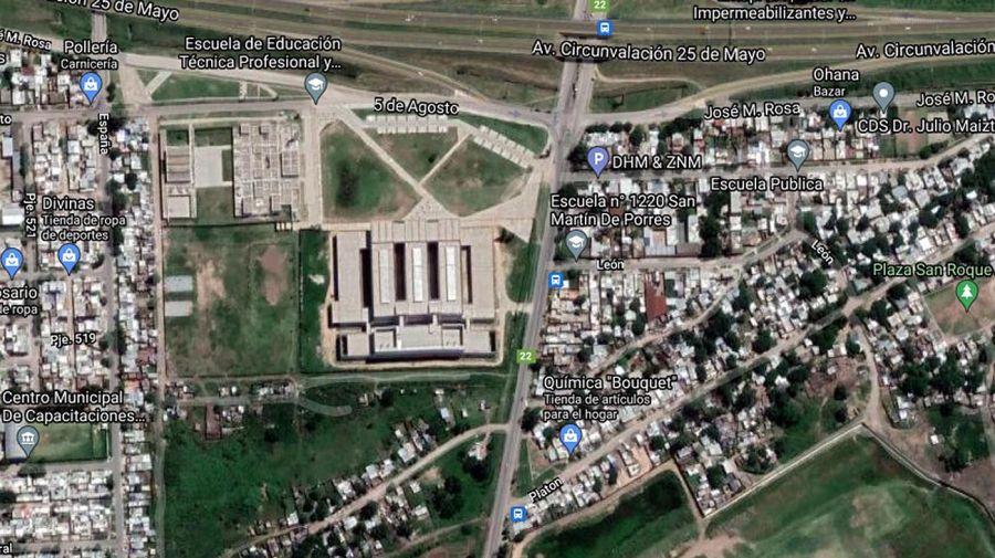Hospital en Rosario 20210527