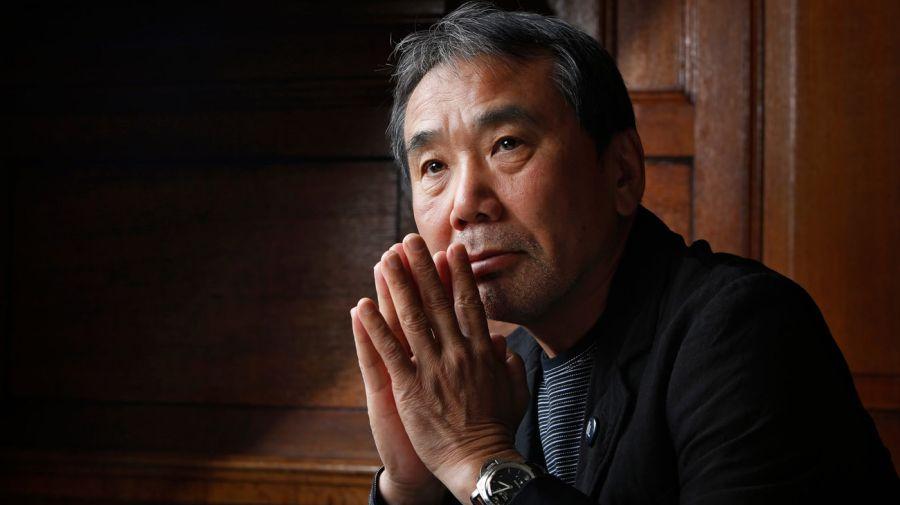 Haruki Murakami 20210528