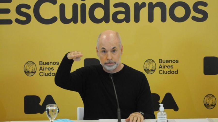Horacio Rodríguez Larreta 20210528