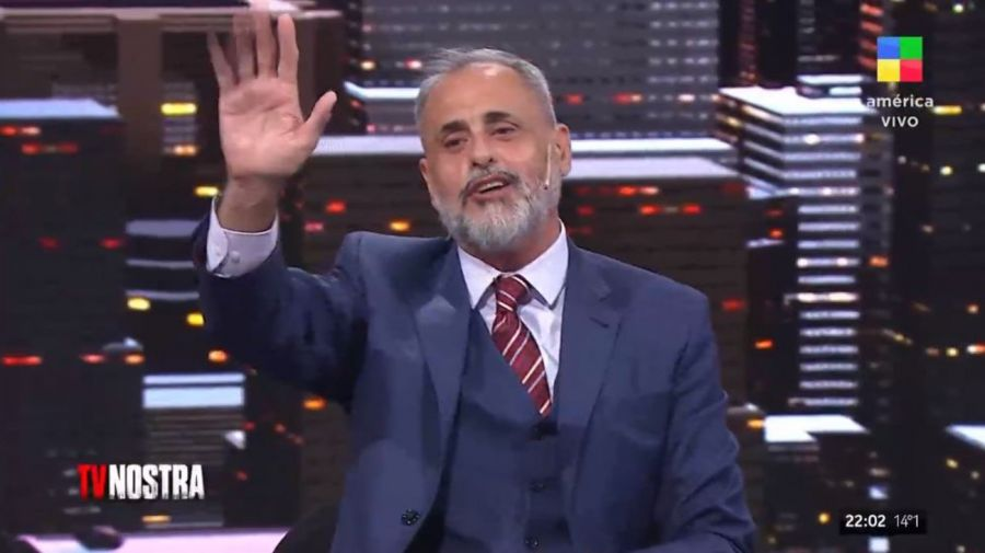 Jorge Rial final de TV Nostra