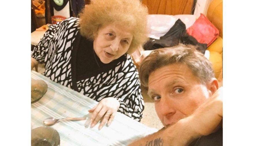 Alejandro Fantino y su mamá 0530