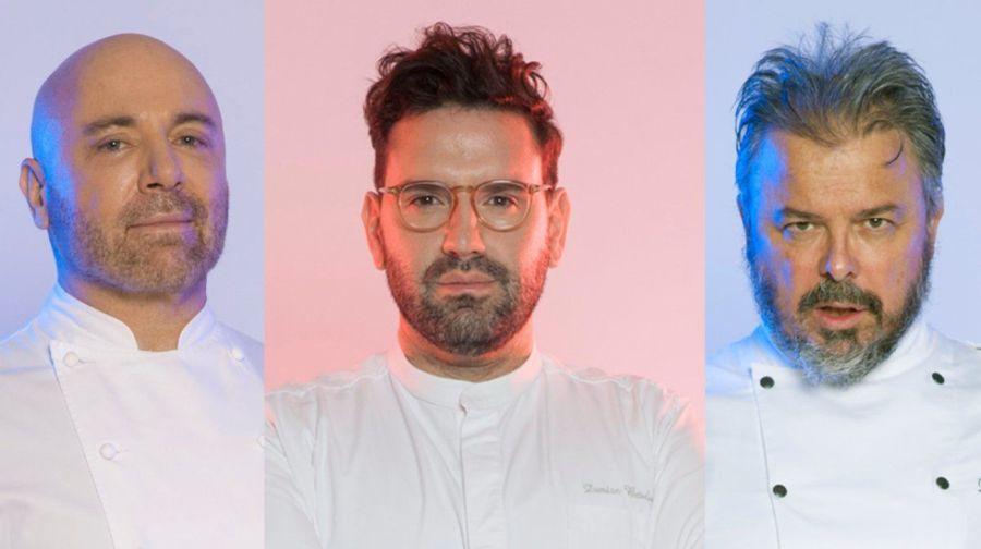 Betular, Donato y Martitegui tendrán su reality en Paramount+