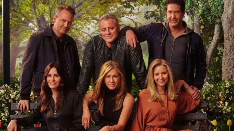 El romance que los actores de Friends lograron mantener en secreto por décadas