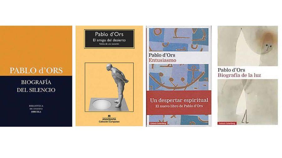 Los libros de Pablo D'Ors, protagonista de Periodismo Puro con Jorge Fontevecchia.