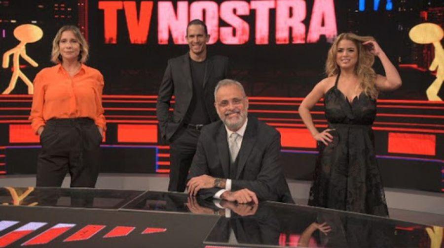 Romina Pereiro negó los rumores de crisis de pareja con Jorge Rial