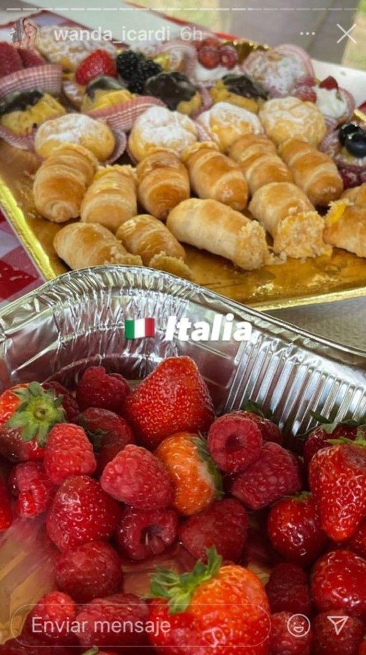 Wanda y Mauro Icardi pasaron el fin de semana en un lugar soñado de Italia