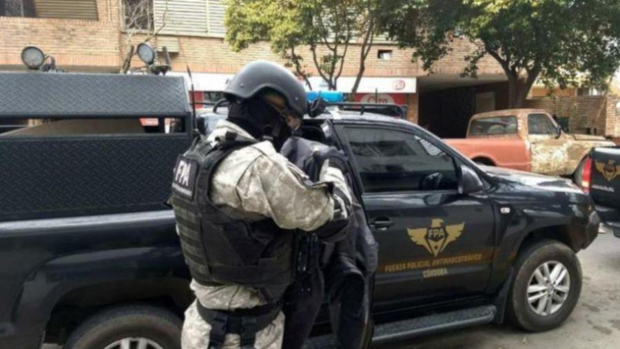 2021 01 06 Policia Narcotrafico Cordoba