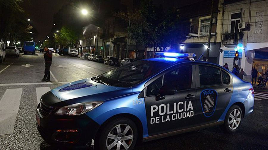 asalto en Parque Saavedra 20210601