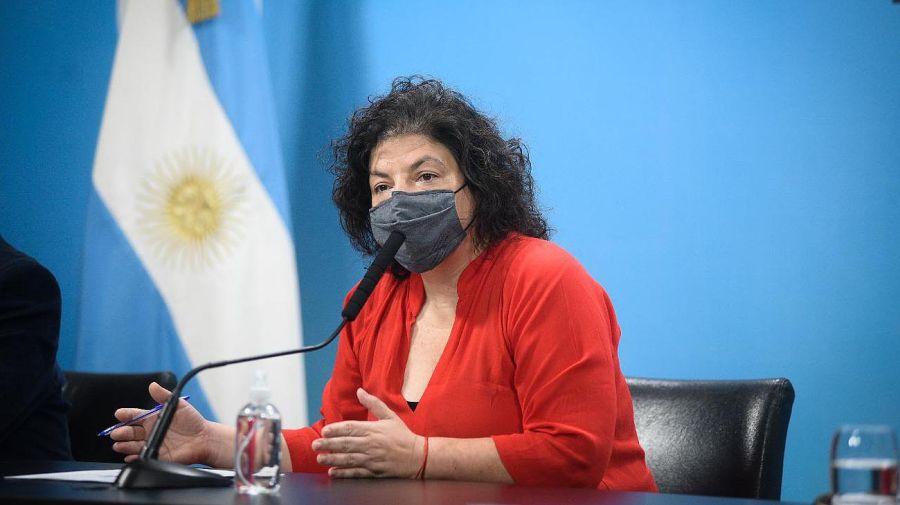 Carla Vizzotti 20210602