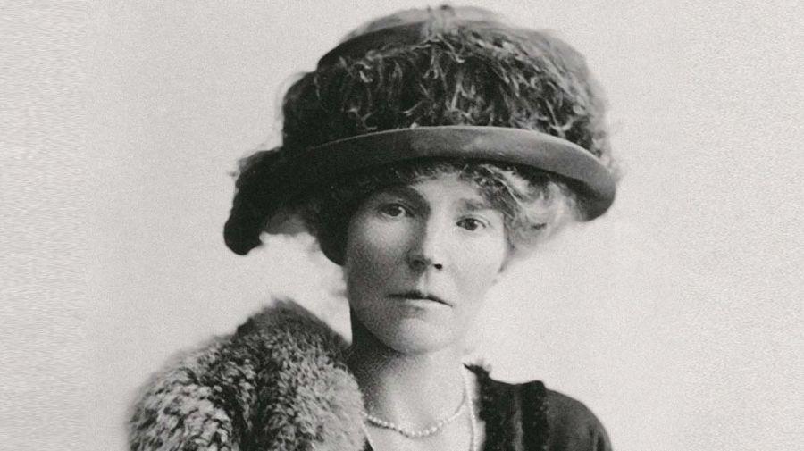 Gertrude Bell, escritora, antropóloga británica-20210602