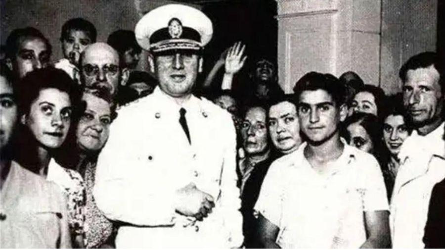Juan Domingo Peron 20210602