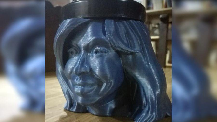 Mate Cristina Kirchner