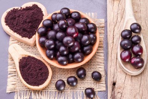 Açaí: El secreto antioxidante de Juliana Awada