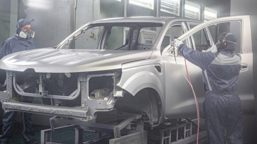 Así fue la producción nacional de automóviles en mayo