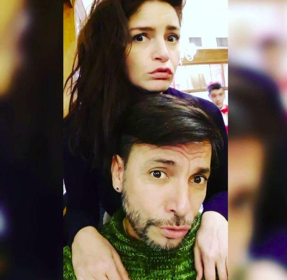 Fuertes rumores de romance entre Martín Bossi y Romina Ricci