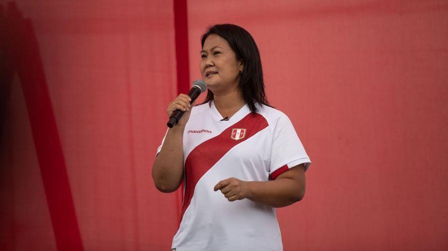 Keiko Fujimori 20210602