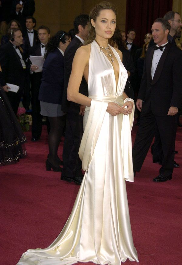 Angelina Jolie turned 46: three styles that positioned her as a fashion icon