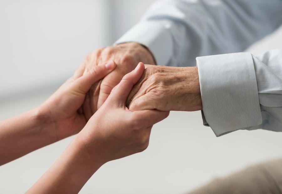Cuidar a una persona con alzheimer
