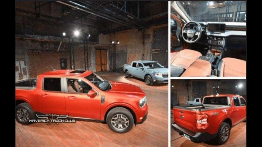 Ford Maverick (Maverick Truck Club)