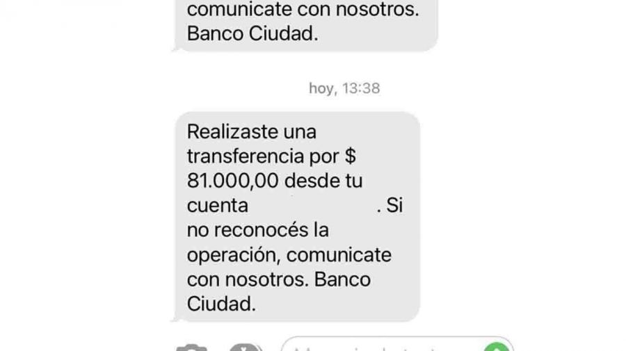 pishing Estafas bancarias virtuales 20210604
