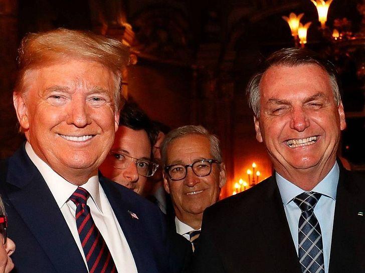 6-6-2021-Bolsonaro y Trump