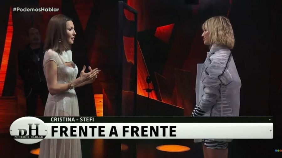 Cristina Pérez y Stefi Roitman 0506