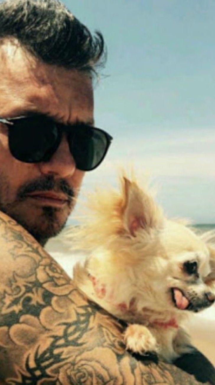 Marcelo Tinelli yGuillerminaValdés celebran el amor de Lolo por las mascotas