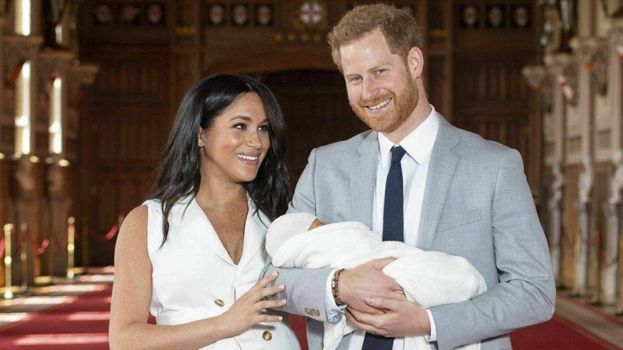 Nació Lilibet Diana, la hija del príncipe Harry y Meghan Markle