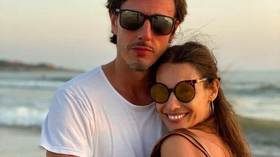 Pampita contó una costumbre intima de su maridoRoberto Garcia Moritán