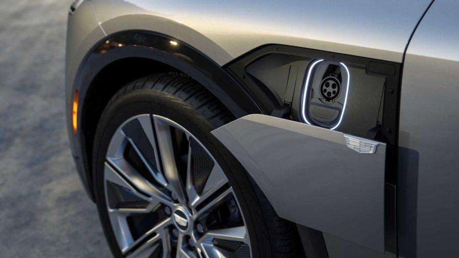 Cadillac ajusta los detalles finales del Lyriq, su SUV eléctrico más lujoso
