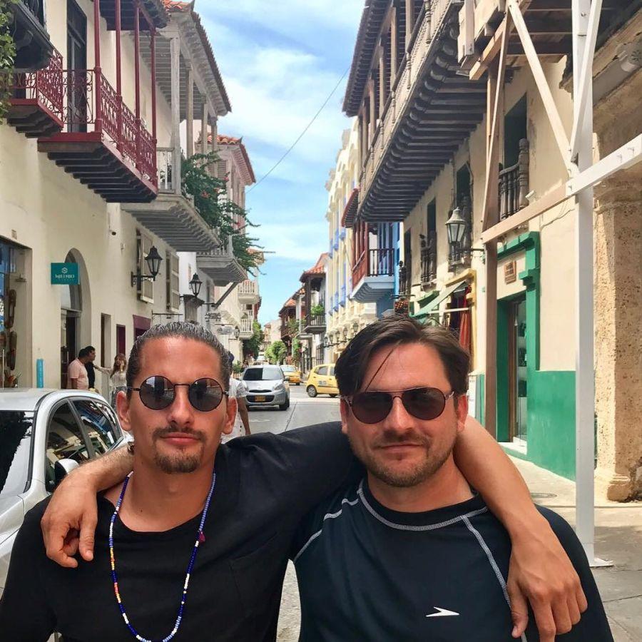 Quiénes son Alejandro y Héctor, los hijos desconocidos de Ricardo Montaner