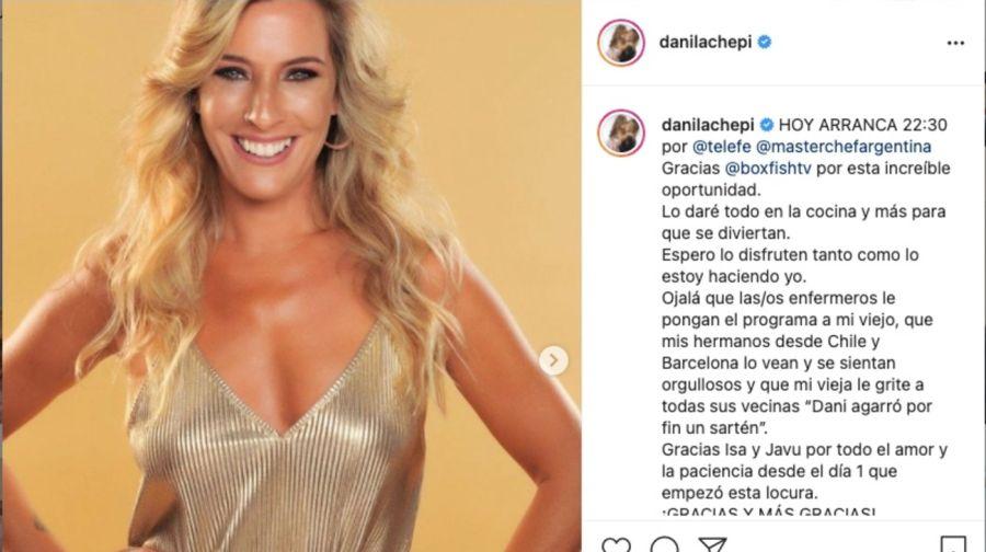 Dani La Chepi contó porque dejó de bailar en Sábado Bus