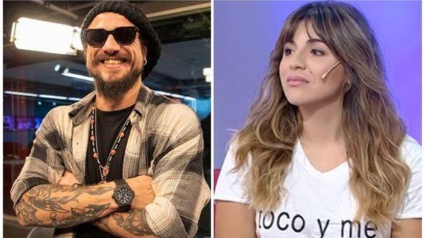 El irónico mensaje de Daniel Osvaldo en medio de rumores de separación con Gianinna Maradona