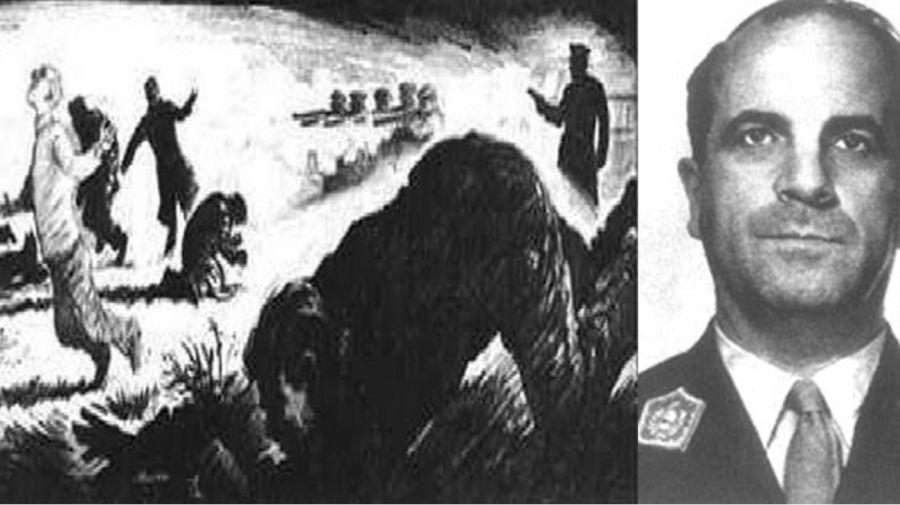 Fusilamientos de José León Suárez,