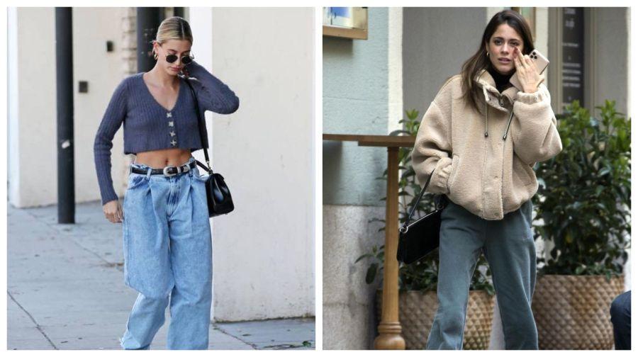 Jeans gigantes y zapatillas: Conoce el estilo