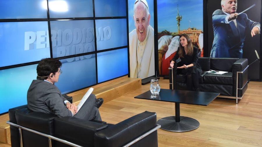 REPORTAJE DE FONTEVECCHIA A FERNANDA RAVERTA 20210608