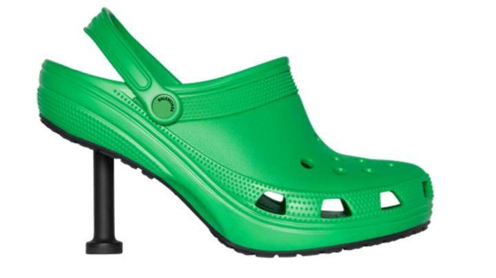 Stiletto Crocs
