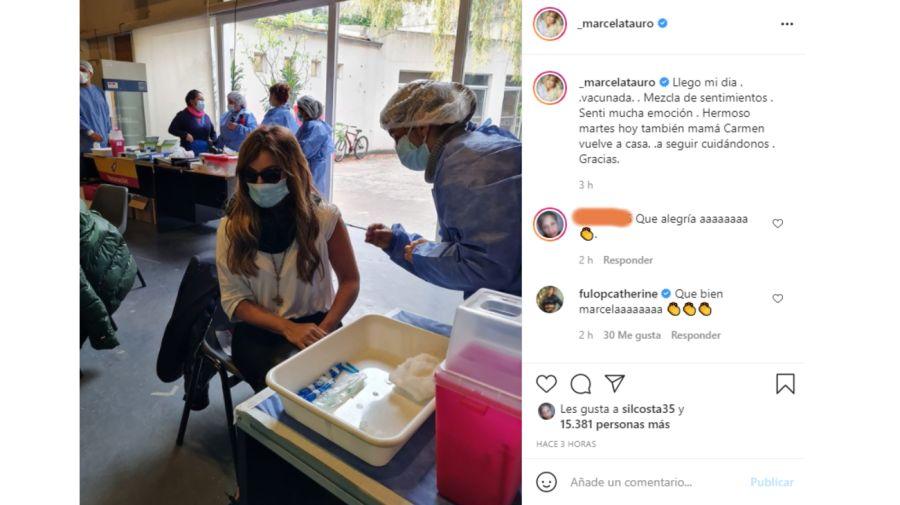 Vacunación Marcela Tauro 0608