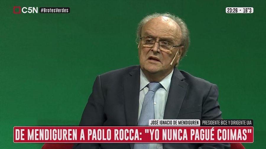 José Ignacio Demendiguren 20210609