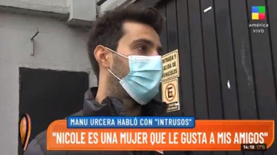 José ManuelUrcera, el nuevo novio de Nicole Neumann confirmó la relación