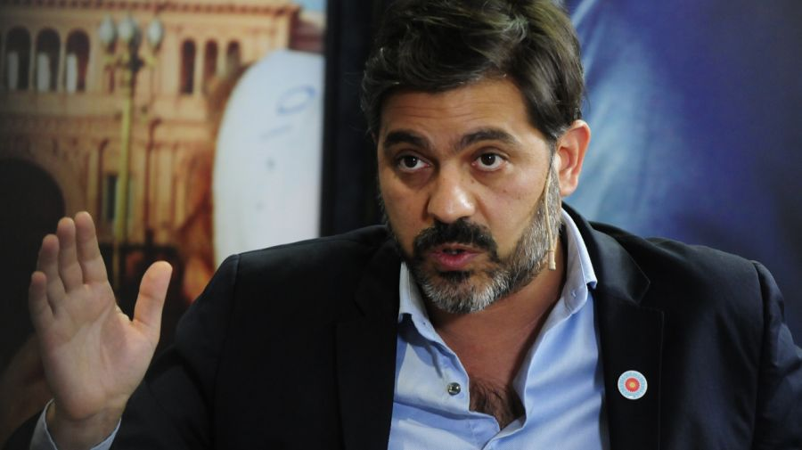 REPORTAJE DE FONTEVECCHIA A CARLOS BIANCO 20210609