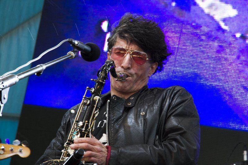 Willy Crook, exsaxofonista de Los Redondos, está en coma tras sufrir un ACV