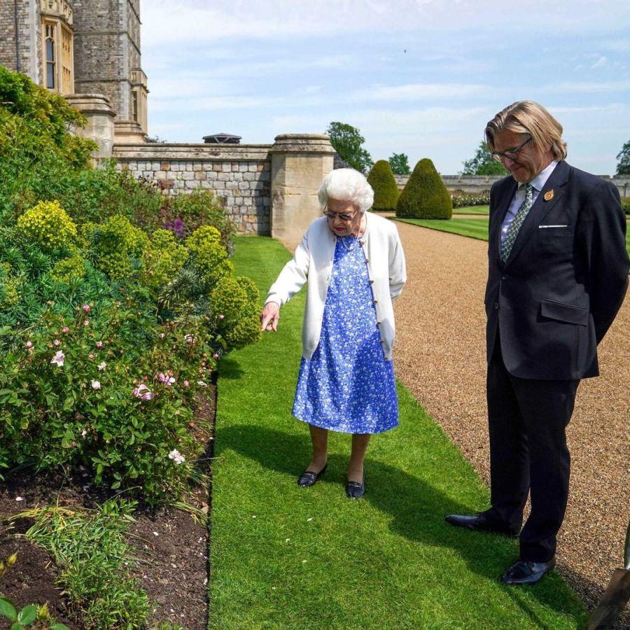 El emotivo homenaje de Isabel II a Felipe en el día que hubiera cumplido 100 años