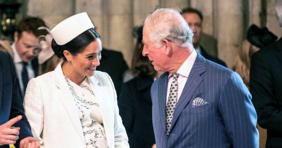 El espantoso apodo con el que el príncipe Carlos llama a Meghan Markle