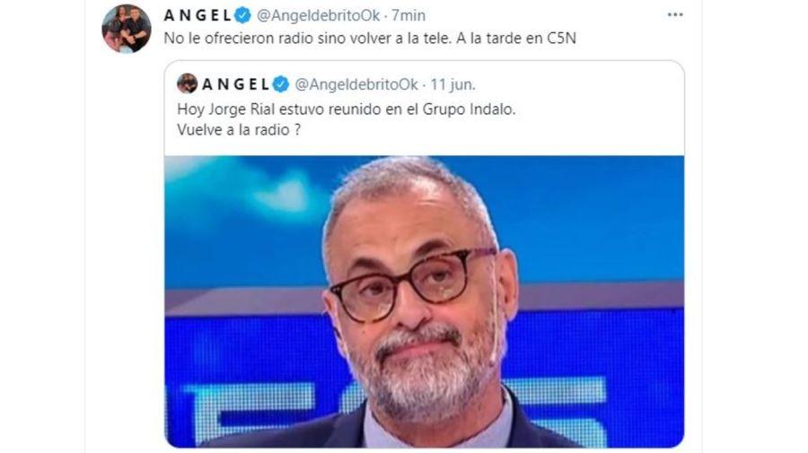 Jorge Rial propuesta C5N
